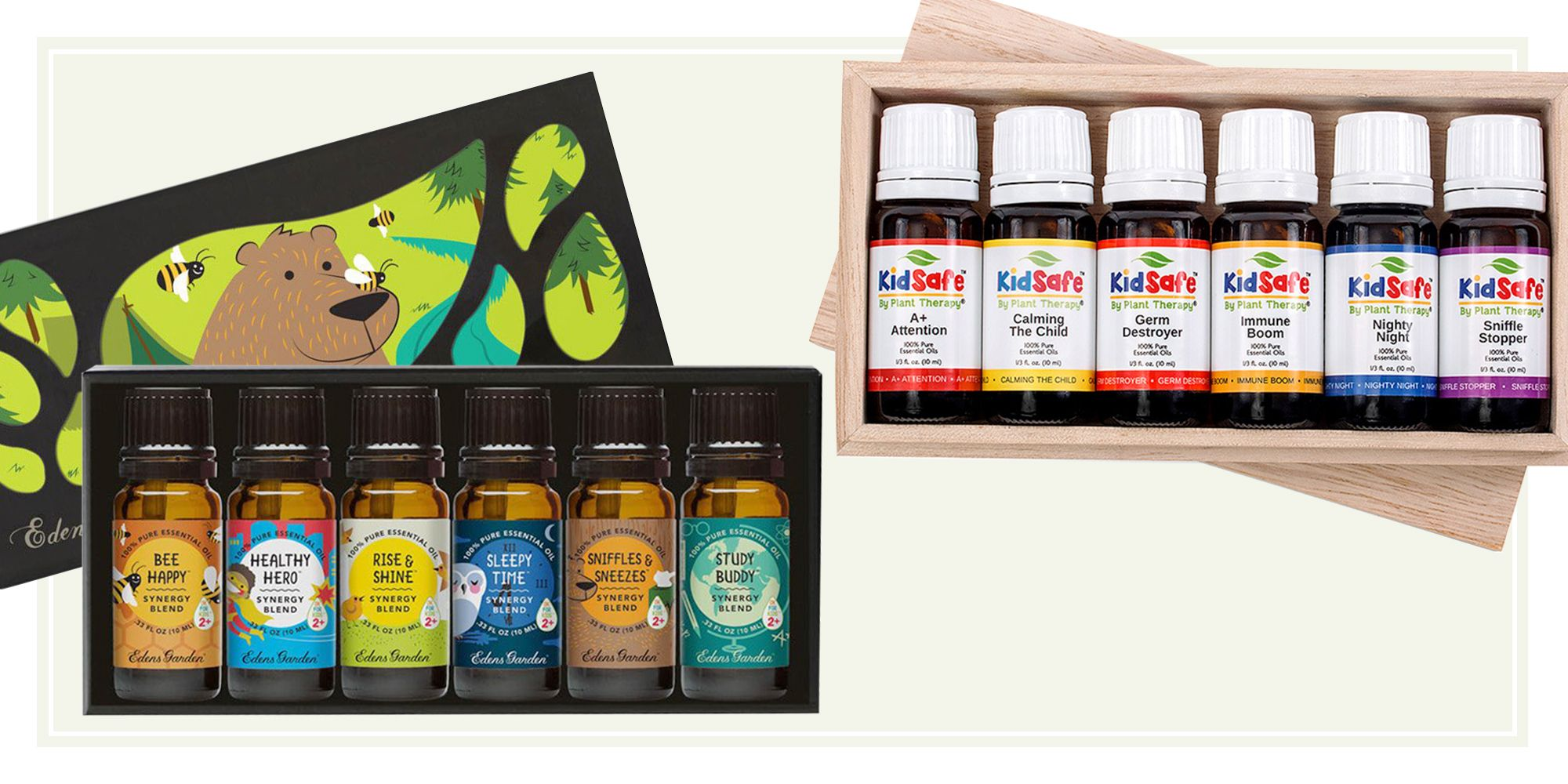 10 Best Essential Oils For Kids In 2018 Aromatherapy And Essential Oil Sets