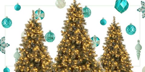 home depot christmas giveaway - Artificial Christmas Trees Home Depot