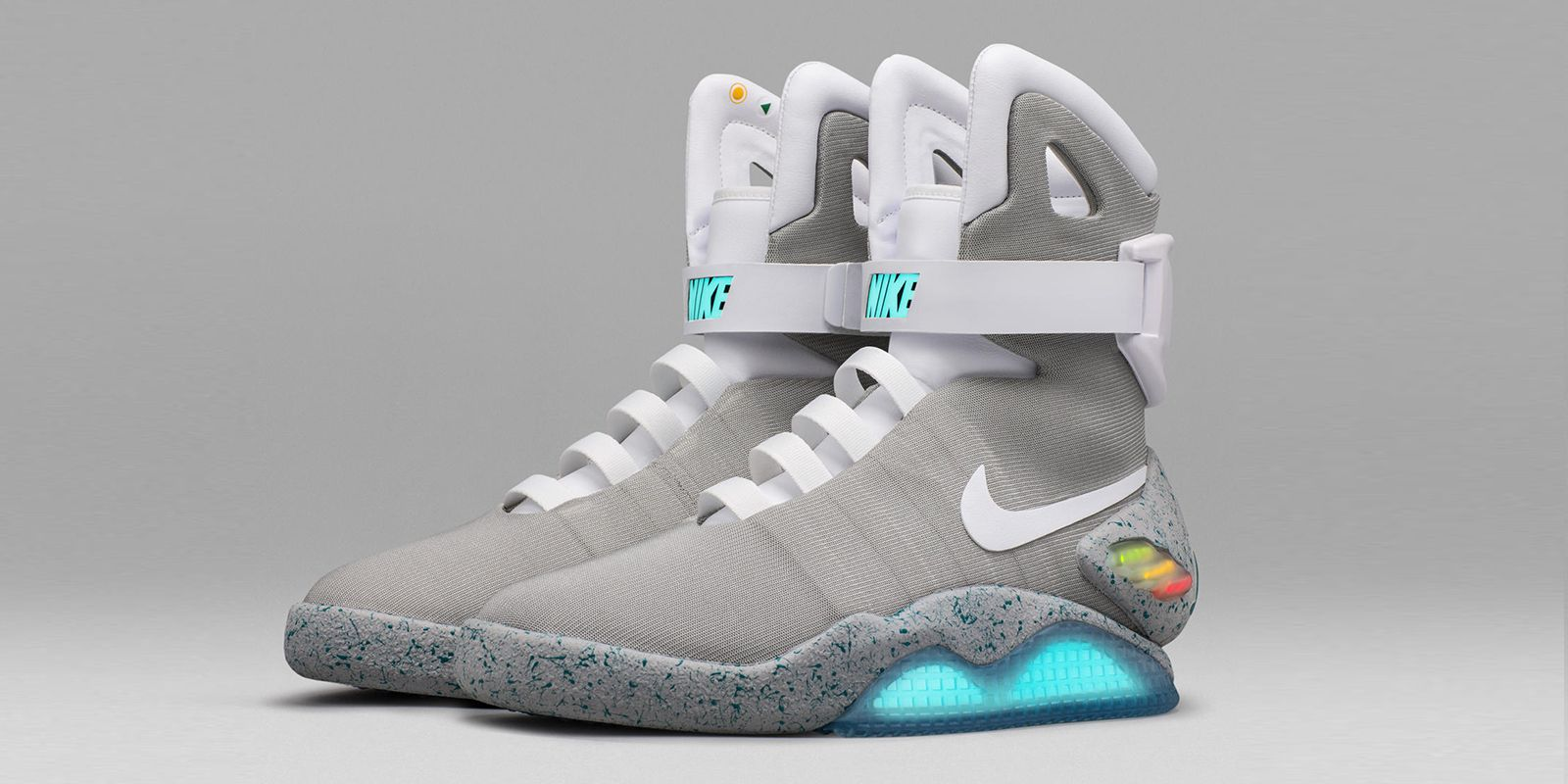 Nike Mags Self Lacing Shoes for $10 Donation to Michael J Fox Foundation  2018