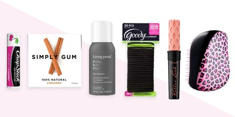 beauty essentials for clutch