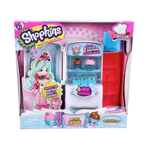 Shopkins Nice 'N' Icy Fridge