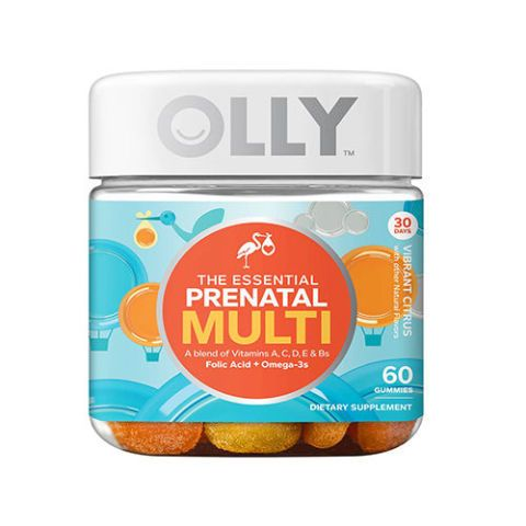 OLLY Essential Prenatal Multi Vitamins