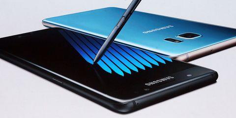Samsung Galaxy Note 7 recall