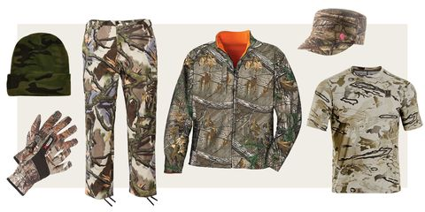 b5817e5557c9 Best Camouflage Clothing for Hunting 2018 - Hunting Gear and Camo ...