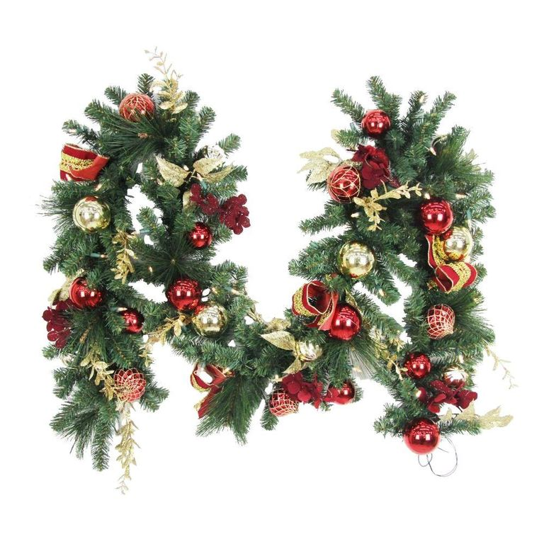 10 Best Christmas Garland Ideas for 2018 - Artificial ...