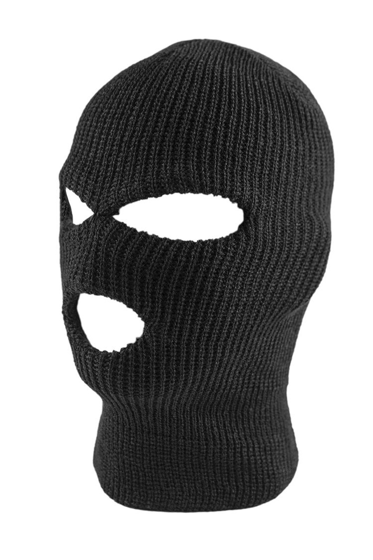 how to put on a balaclava