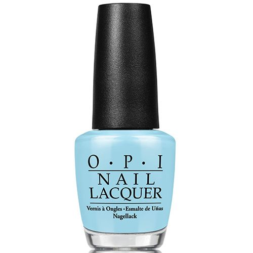 O.P.I. in I Believe in Manicures