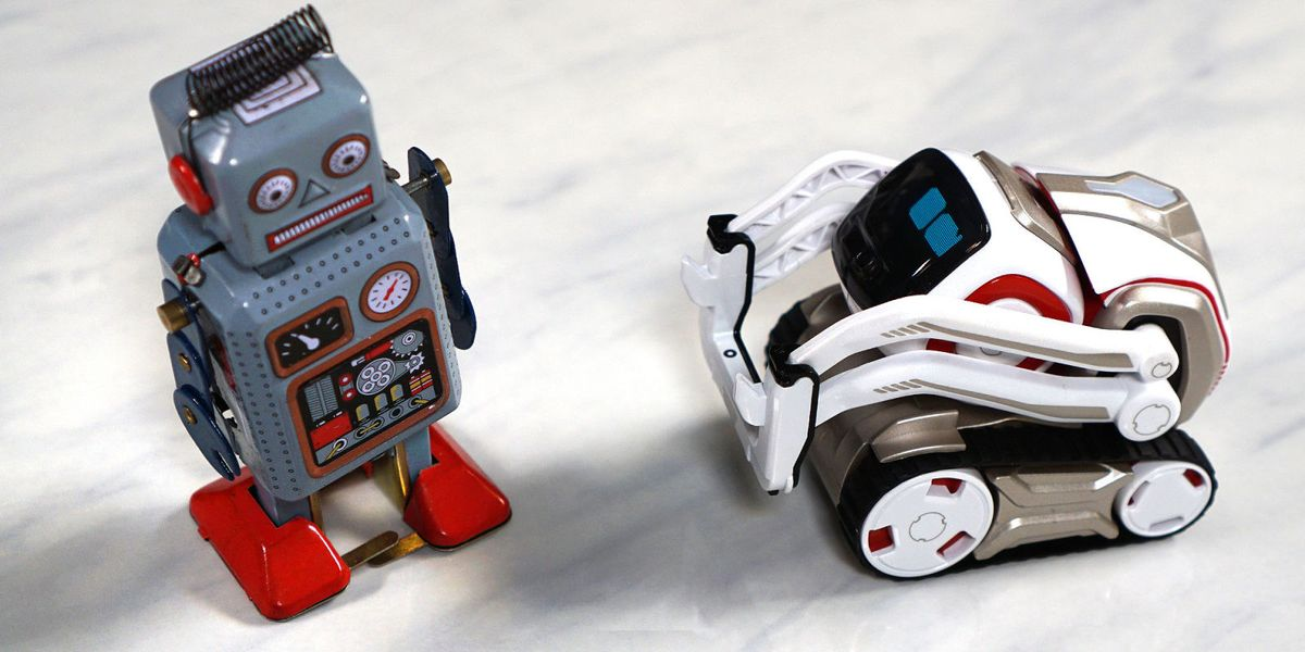 Anki Cozmo Robot Review 2018 Ai Toy Robot For Kids