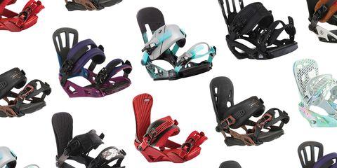 snowboard bindings