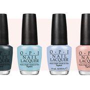 best of O.P.I. nail polish