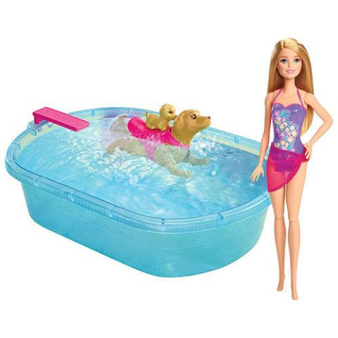 Barbie Pool