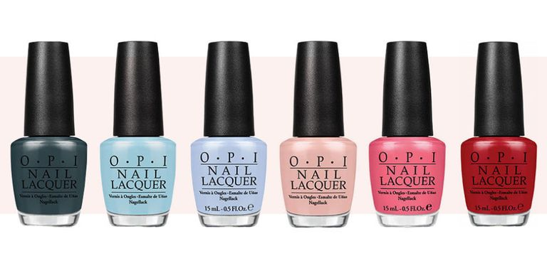 15 Best OPI Nail Polish Colors for 2018 - Top Selling OPI Nail Polish