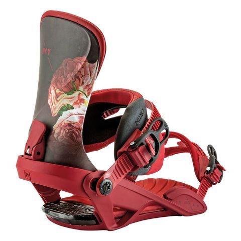 Nitro Poison Snowboard Bindings (Women's)