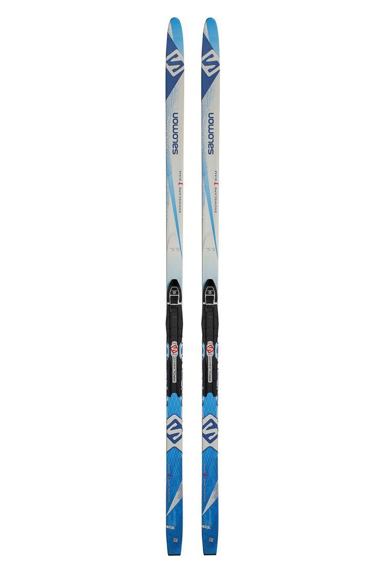 Salomon 7 Siam Cross Country Skis with Bindings (Women's)