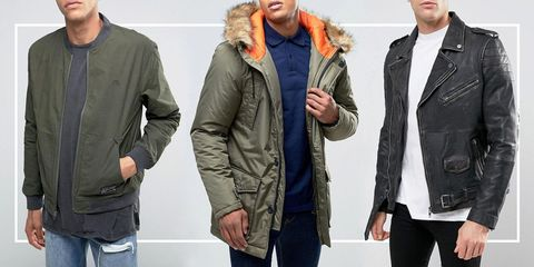 9fd77b601b40 12 Best Men's Coats and Jackets on Sale Now at ASOS 2018