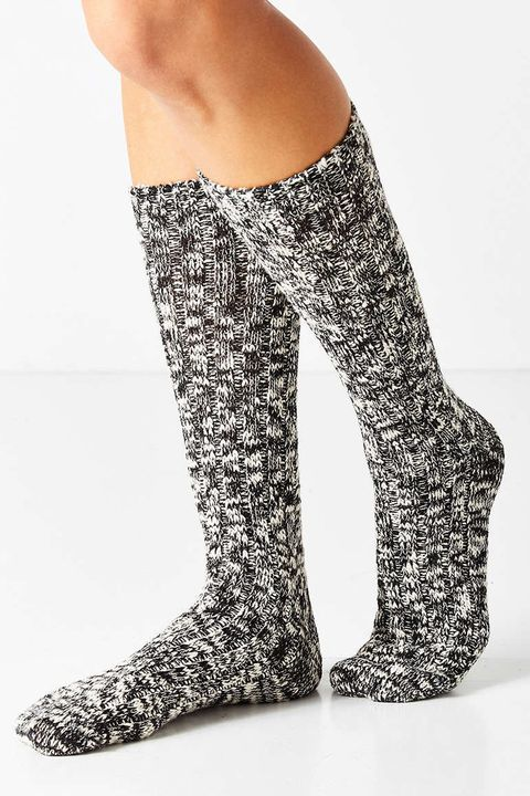 9 Best Womens Boot Socks For 2018 Cute Tall Socks To