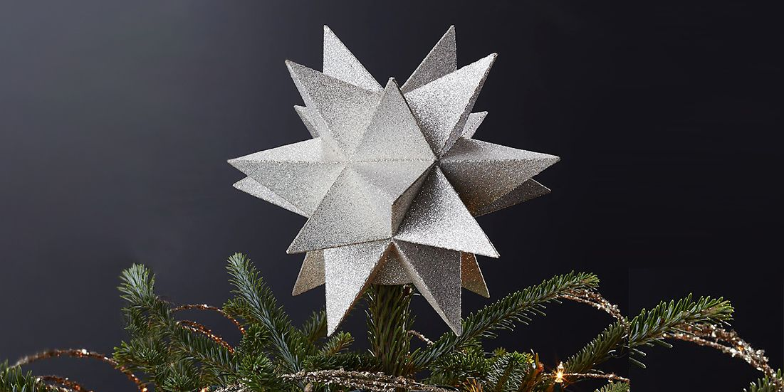 9 Best Christmas Tree Toppers For 2018 Tree Stars Angels And Decorative Toppers