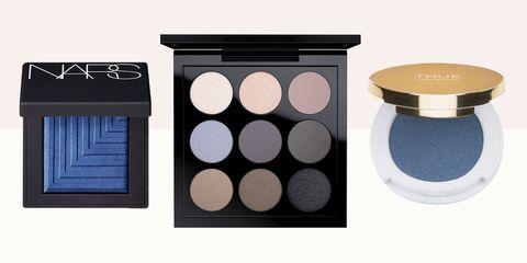 10 Best Blue Eyeshadow Shades for 2018 - Light and Dark Blue