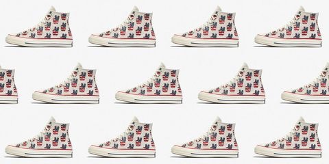 converse election day sneakers