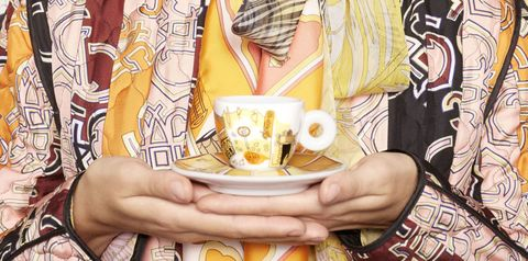Pucci x Illy collaboration