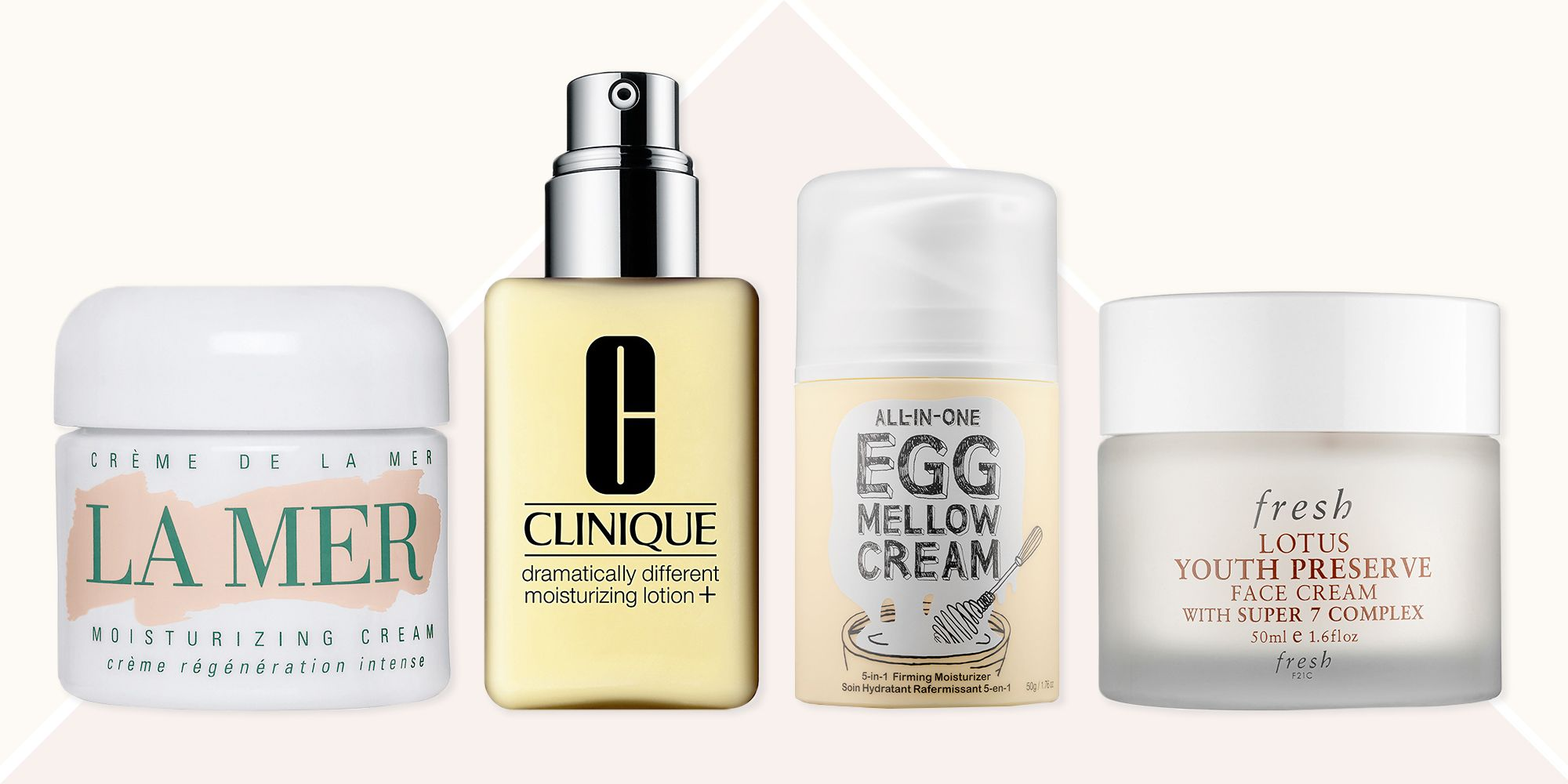 Top 10 facial moisturisers