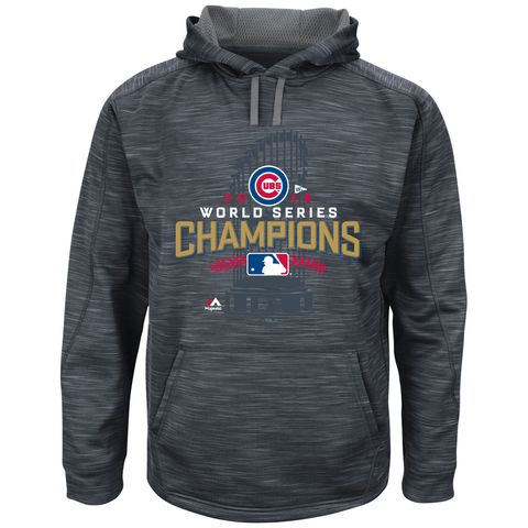 5b0d8ada68e Chicago Cubs Majestic 2016 World Series Champions Hoodie. chicago cubs  hoodie