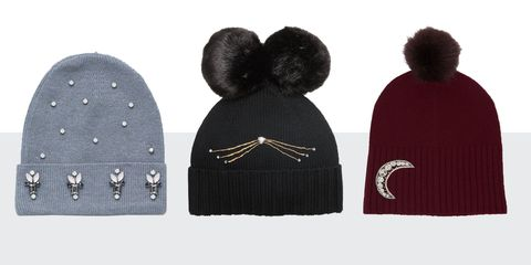 7e2006a10f1 9 Best Embellished Beanies for Winter 2018 - Cute Womens Beanie Hats