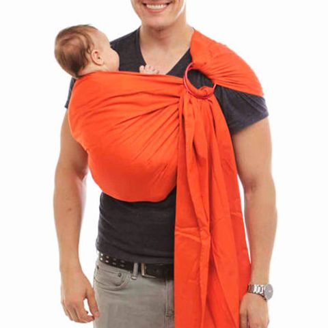 7 Best Baby Slings For Moms Dads In 2018 Reviews Of Baby Slings