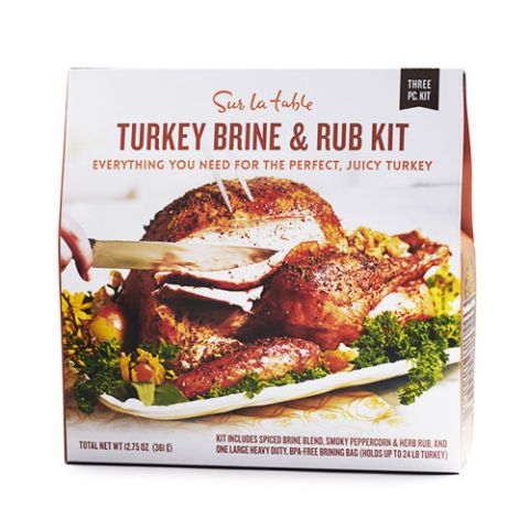 Sur La Table Turkey Brine & Rub Kit