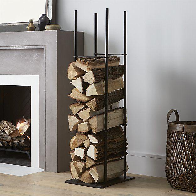 14 Best Firewood Racks for Winter 2018 - Indoor Firewood Log Holders