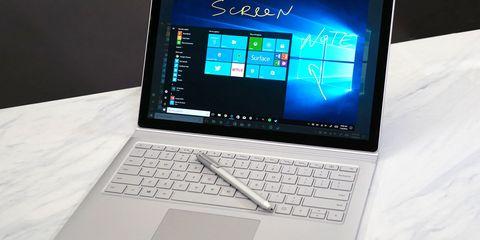 Microsoft Surface Book main