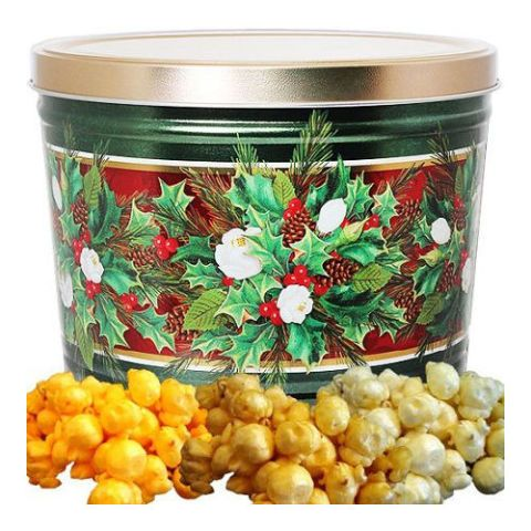 9 Best Popcorn Tins for Christmas 2018 - Festive Tins for Popcorn ...