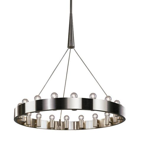 Rico Espinet for Robert Abbey Candelaria Chandelier