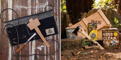 Man Crates Nick Offerman gift box