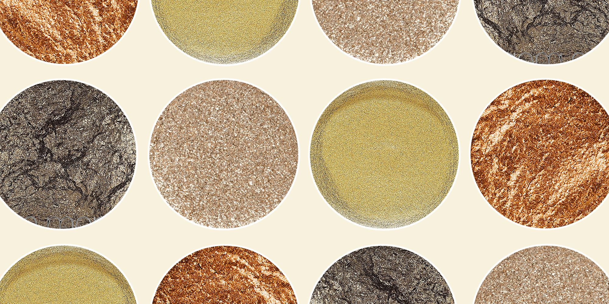 10 Best Gold Rose Gold Eyeshadows For 2018 Shimmer Powder And Cream Gold Eyeshadow