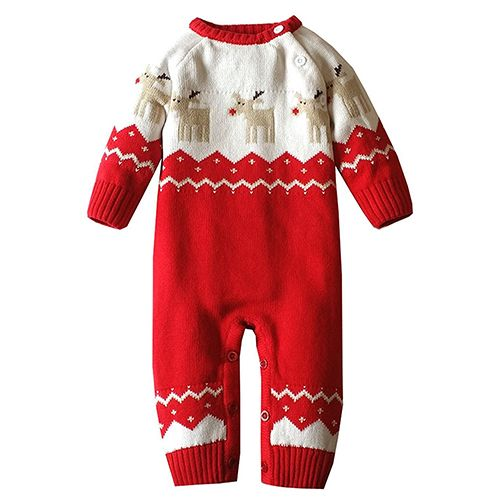 15+ Best Baby Christmas Outfits for 2018 - Baby Boy & Girl Christmas Outfits