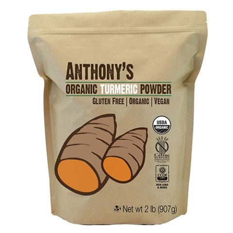Anthony's Organic Turmeric Root Powder