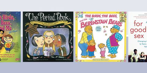 birds and bees books