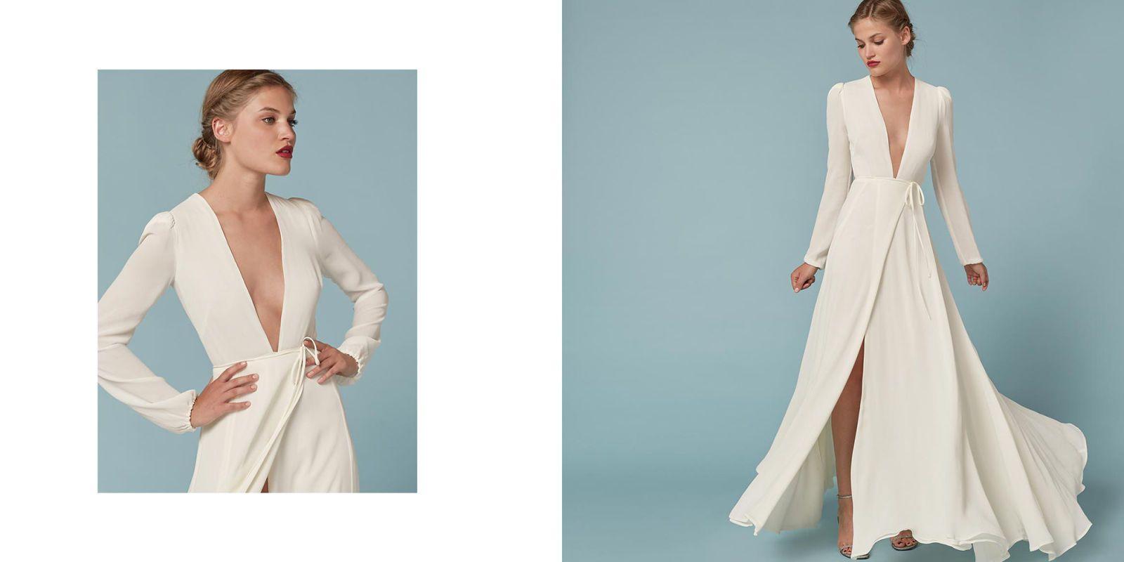 2018 Winter Wedding Dress