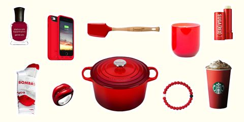 RED products that give back to AIDS awareness