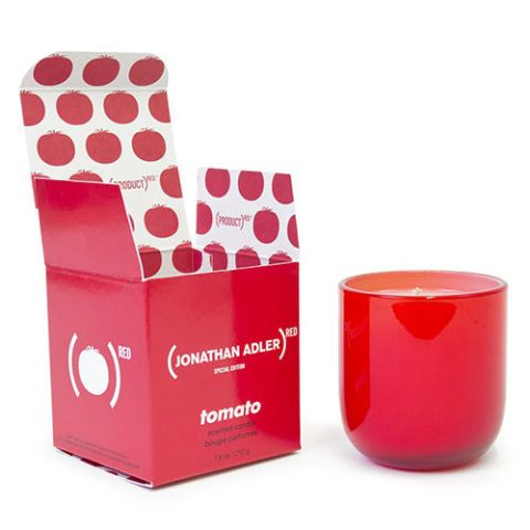 jonathan adler red tomato candle