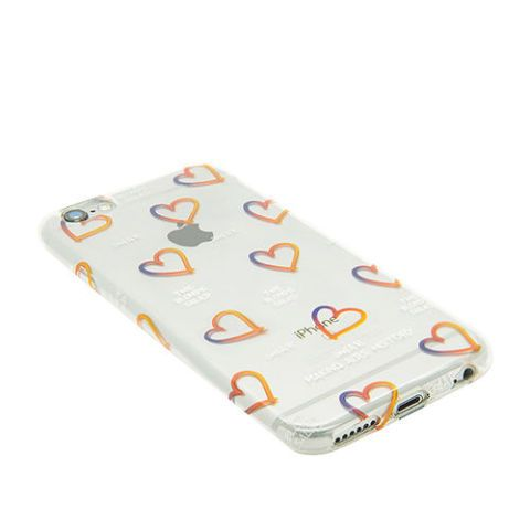 amfar blonde salad aids awareness iPhone case