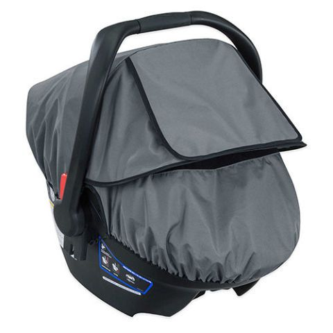 Britax B-Covered All-Weather Car Seat Cover in Grey