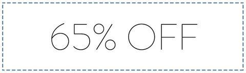 65% off wayfair
