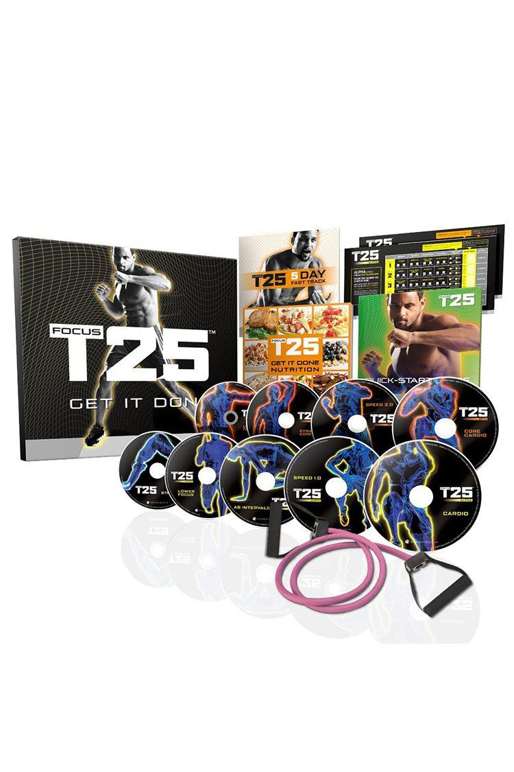 Focus T25 Shaun T Workout DVD Program