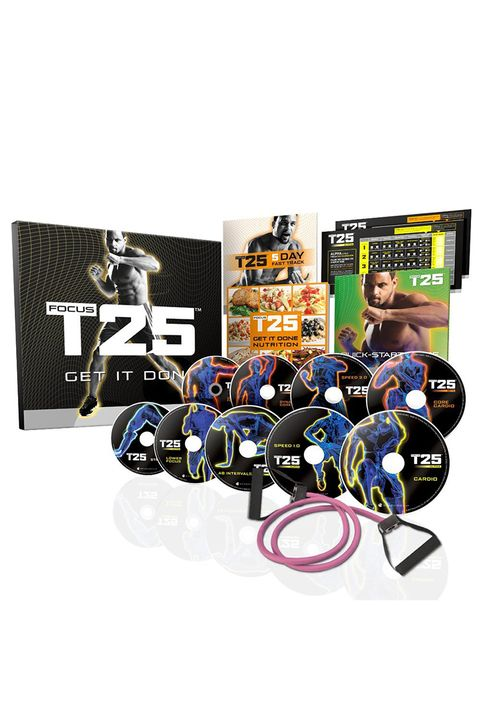 Focus T25 Shaun T Workout DVD Program