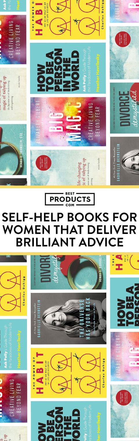 17 Best Self Help Books For Women In 2018