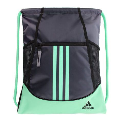 Adidas Alliance 2 Sackpack drawstring backpack