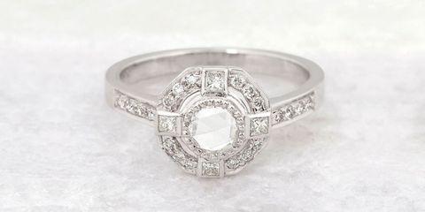 vintage engagement rings