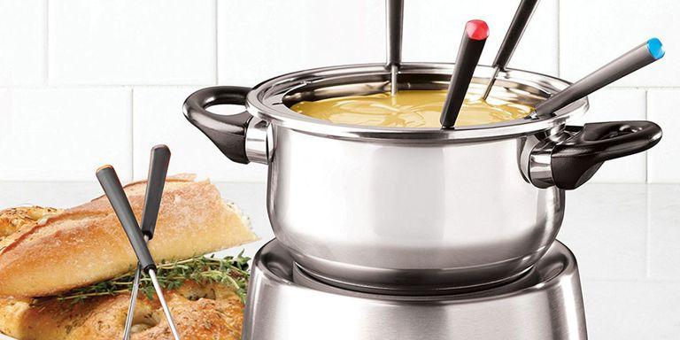 fondue pot how to use